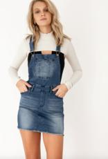 KanCan Overall Skirt