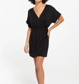 Z Supply Torre Sleek Wrap Dress