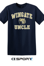 Gildan Navy Uncle SS Tee