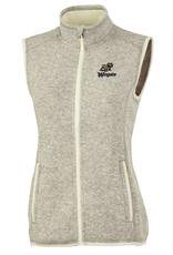 Ladies Charles River Pacific Oatmeal Vest