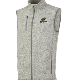 Men's Charles River Pacific Grey Vest
