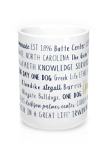 15oz Favorite Places Mug