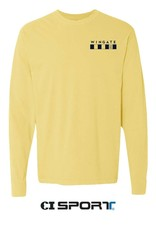 Comfort Colors Butter Comfort Colors State Flag LS