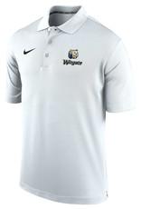 Nike White Varsity Performance Polo