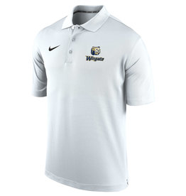 Nike White Varsity Performance Polo