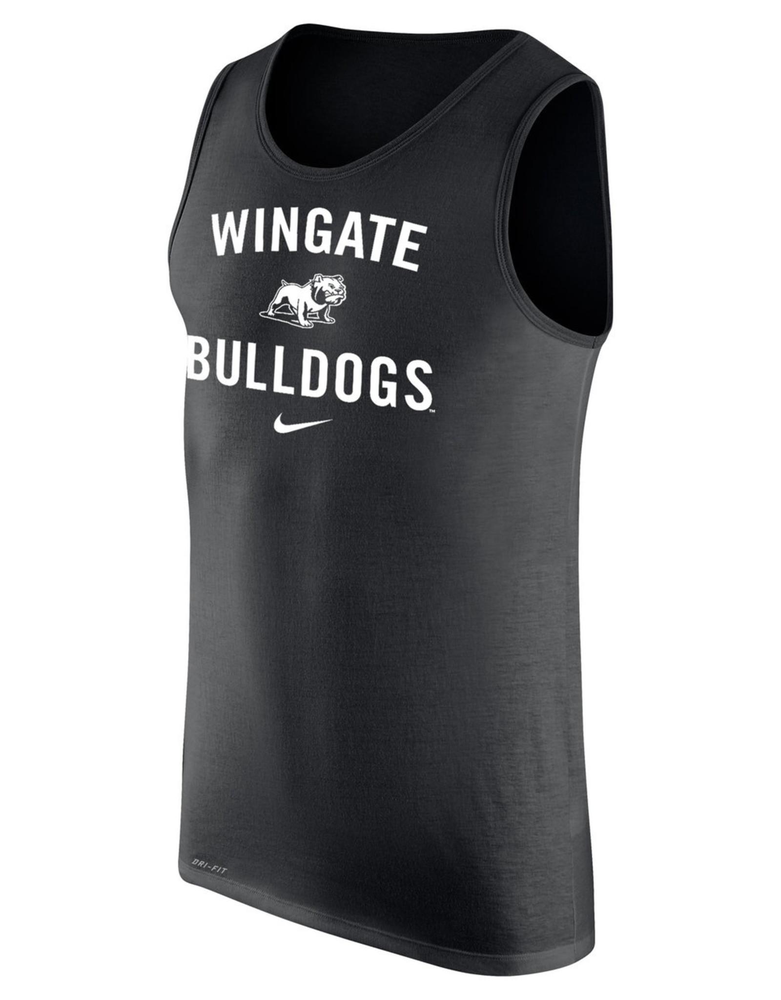 Nike Black Drifit Cotton Tank