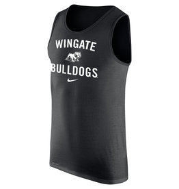 Nike Black Drifit Cotton Tank