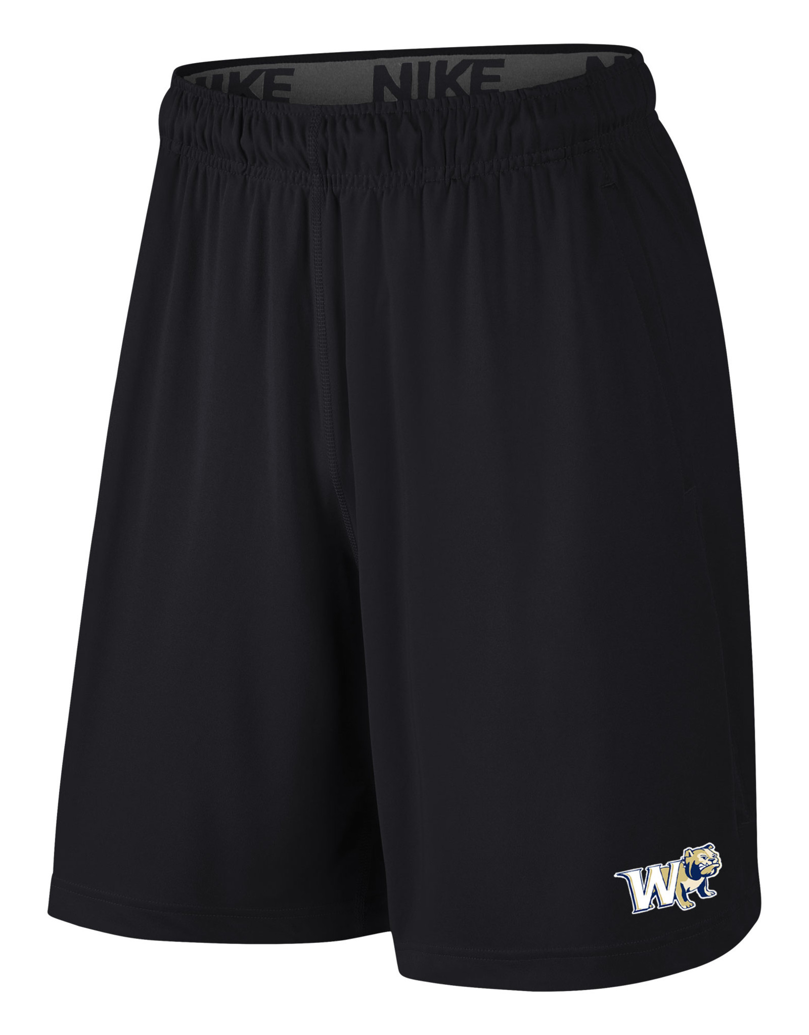 Nike Black Fly Shorts W Full Dog