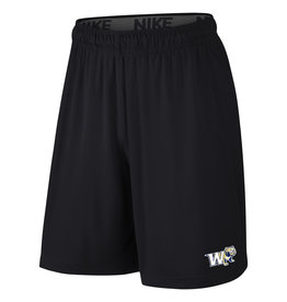 Nike Black Fly Short W Full Dog