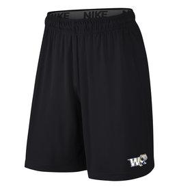 Nike Black Fly Shorts W Full Dog