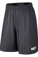 Nike Grey Fly Short W Full Dog