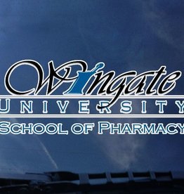 School of Pharmacy Decal