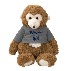 """Mascot Factory 9"""" Monkey Cuddle Buddy Plush"""