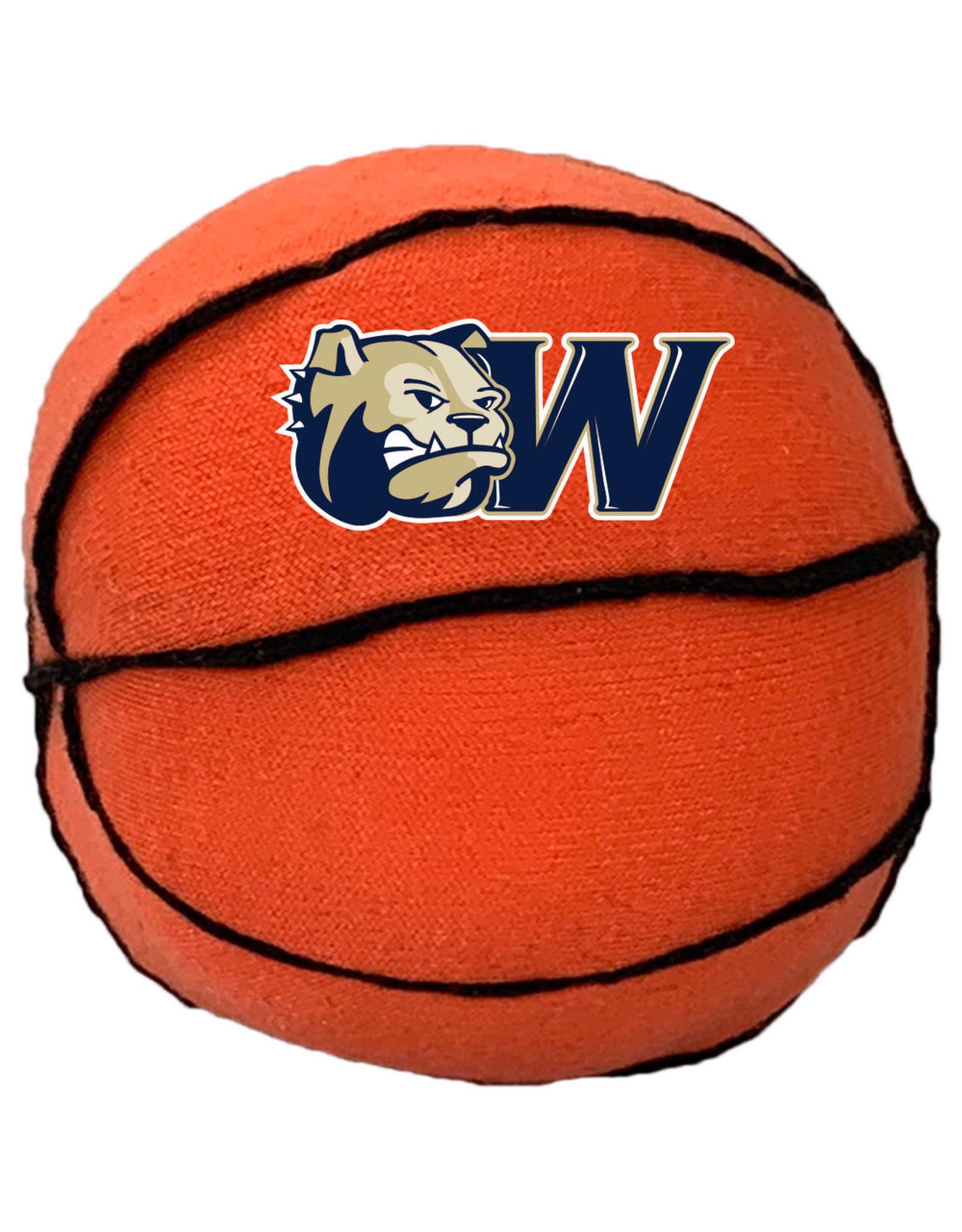 """3"""" Stuffed Basketball"""