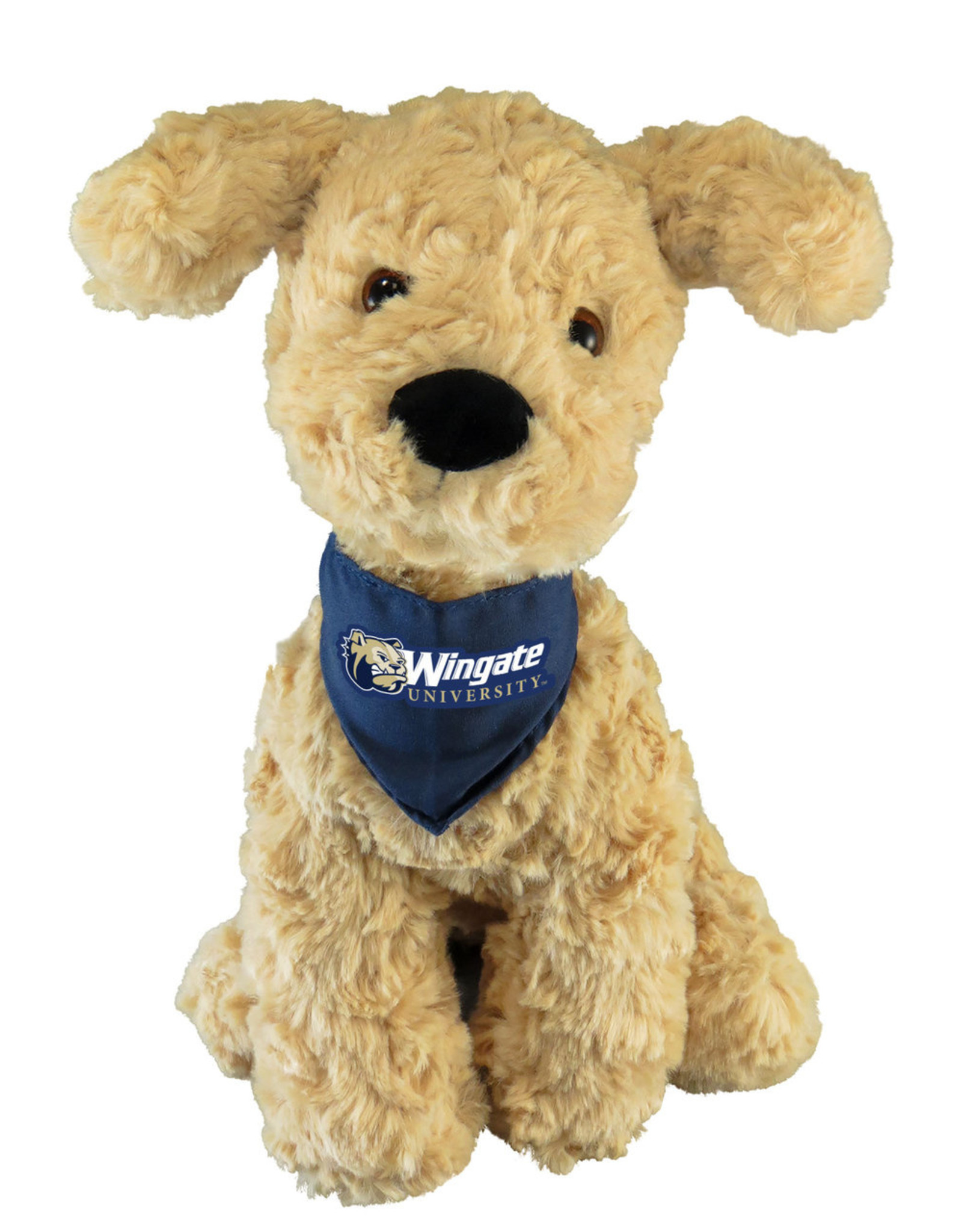 "10"" Golden Retriever Plush"