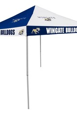 Logo PICK UP ONLY Wingate U CB Tent White and Blue
