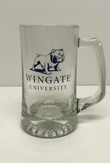 25oz Standing Dog WU Glass Sport Mug