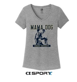 DISTRICT Mama Dog V-Neck
