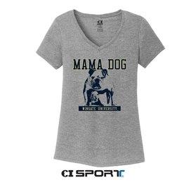 DISTRICT Mama Dog Vneck