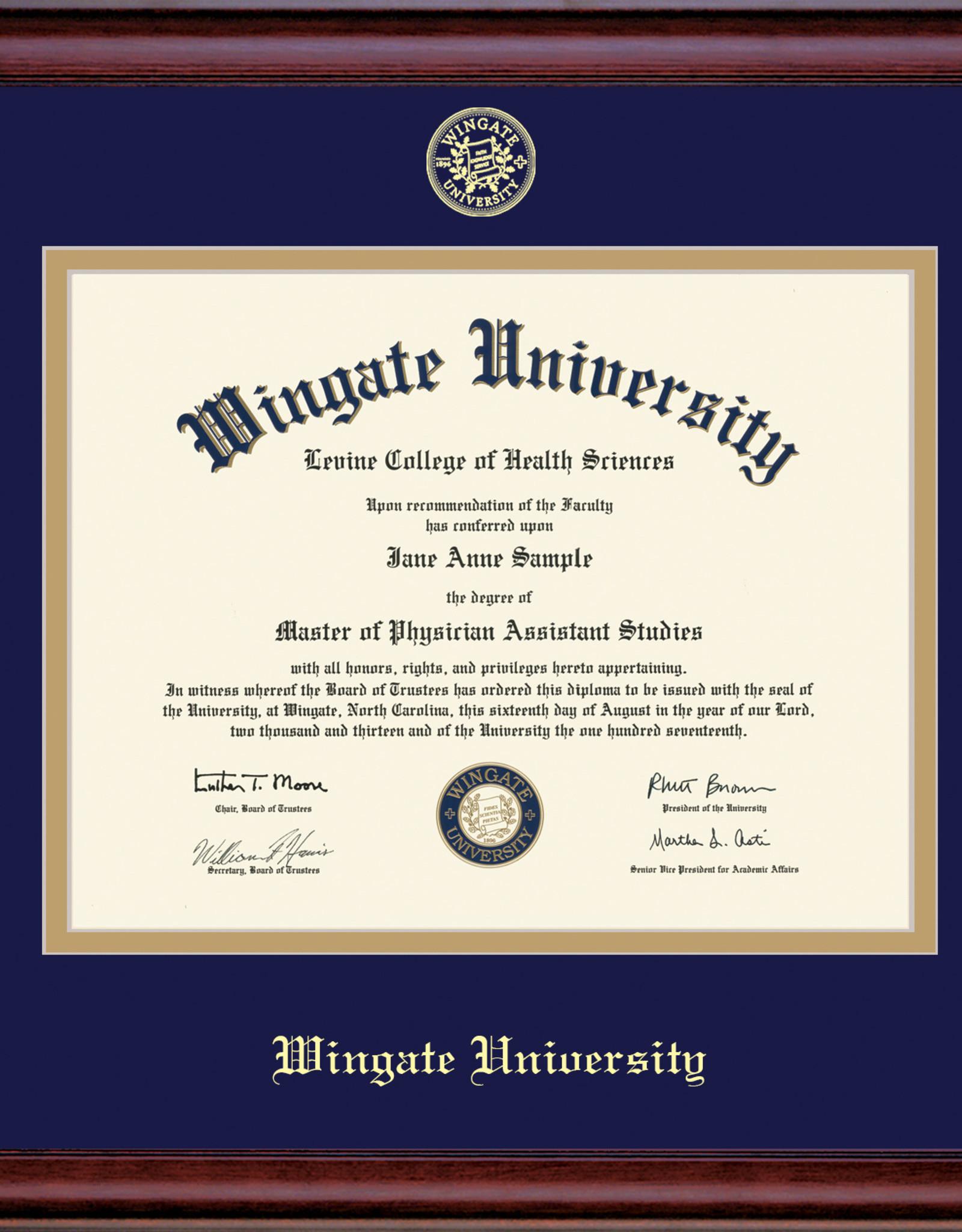 Classic Diploma Frame