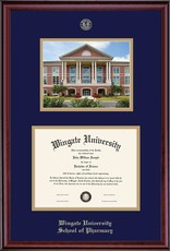 Pharmacy Classic Diploma Frame Picture