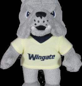 "Mascot Factory 6"" Victor E Bulldog Plush"