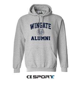 Alumni Basic Grey New Seal Hood