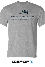 Physical Therapy Grey SS Tee