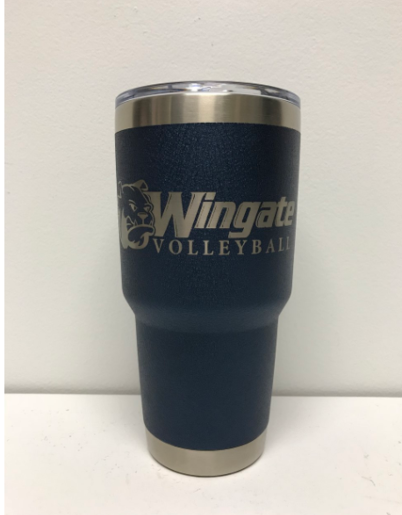 30oz Stainless Volleyball Tumbler