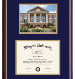 Pharmacy Windsor Diploma Frame with Picture