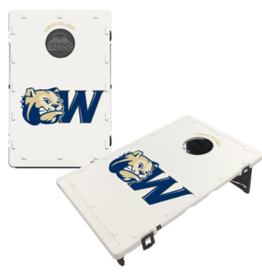 Victory Tailgate 2x3 Wingate Baggo Bean Bag Toss Cornhole Classic Game Set (ONLINE ONLY)