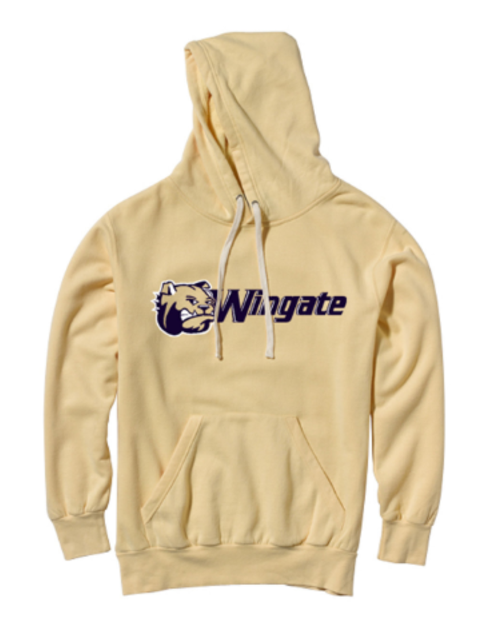 Yellow Dog Head Wingate Hoodie