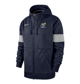 Nike Navy Therma Full Zip Hooded Jacket