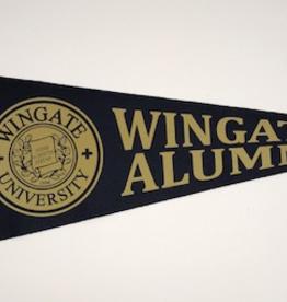 9x24 Wingate Alumni Pennant