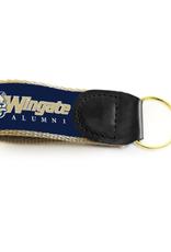 Alumni Ribbon Keychain