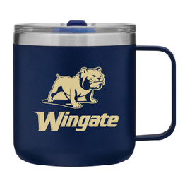 12oz Navy Vacuum Insulated Camper Mug