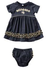 Infant Girl's Plucky Dress Set
