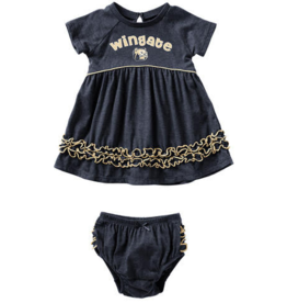 Infant Girl's Plucky Dress Set