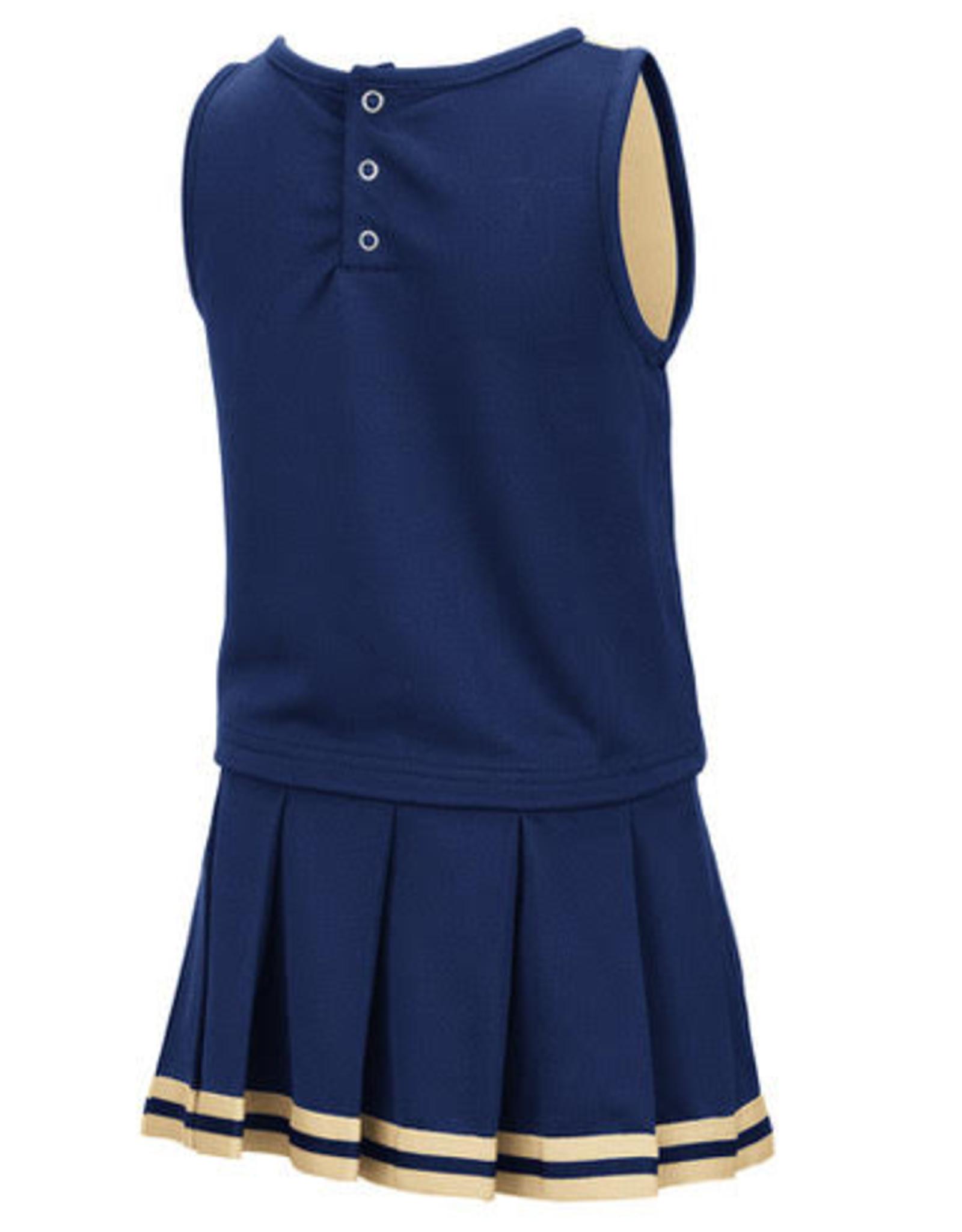 Colosseum Toddler Cheer 2PC Dress