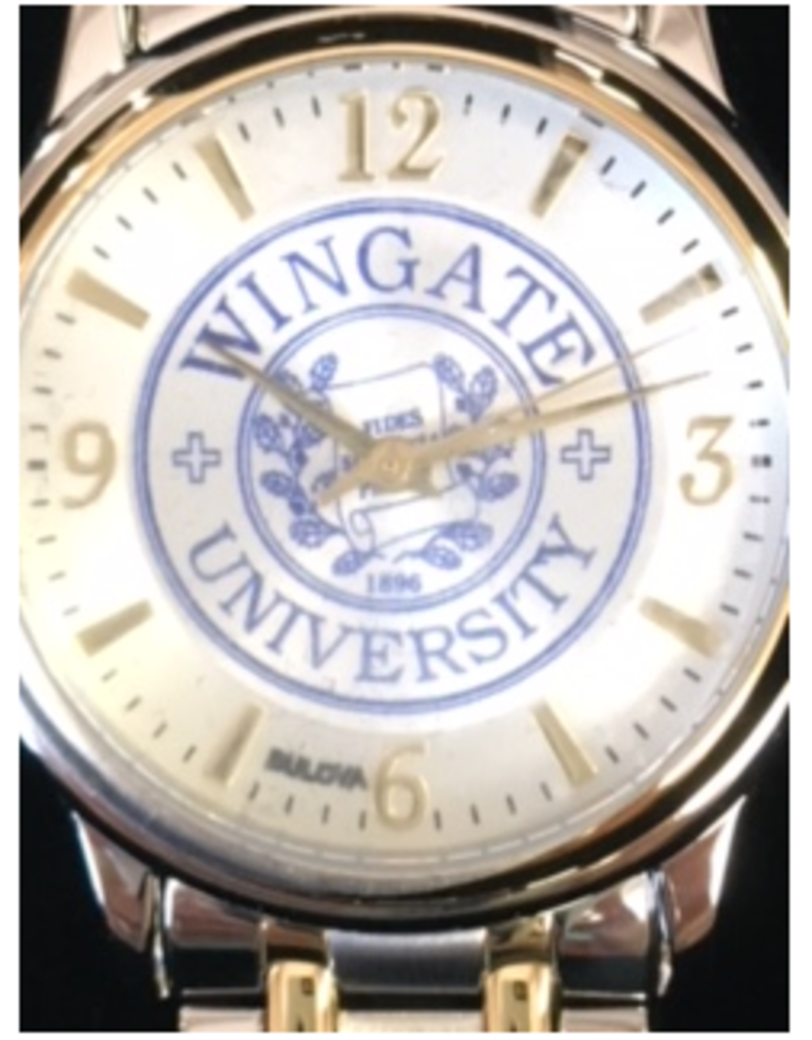 Men Bulova Round Bracelet Watch