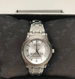 Women Bulova Round Bracelet Watch