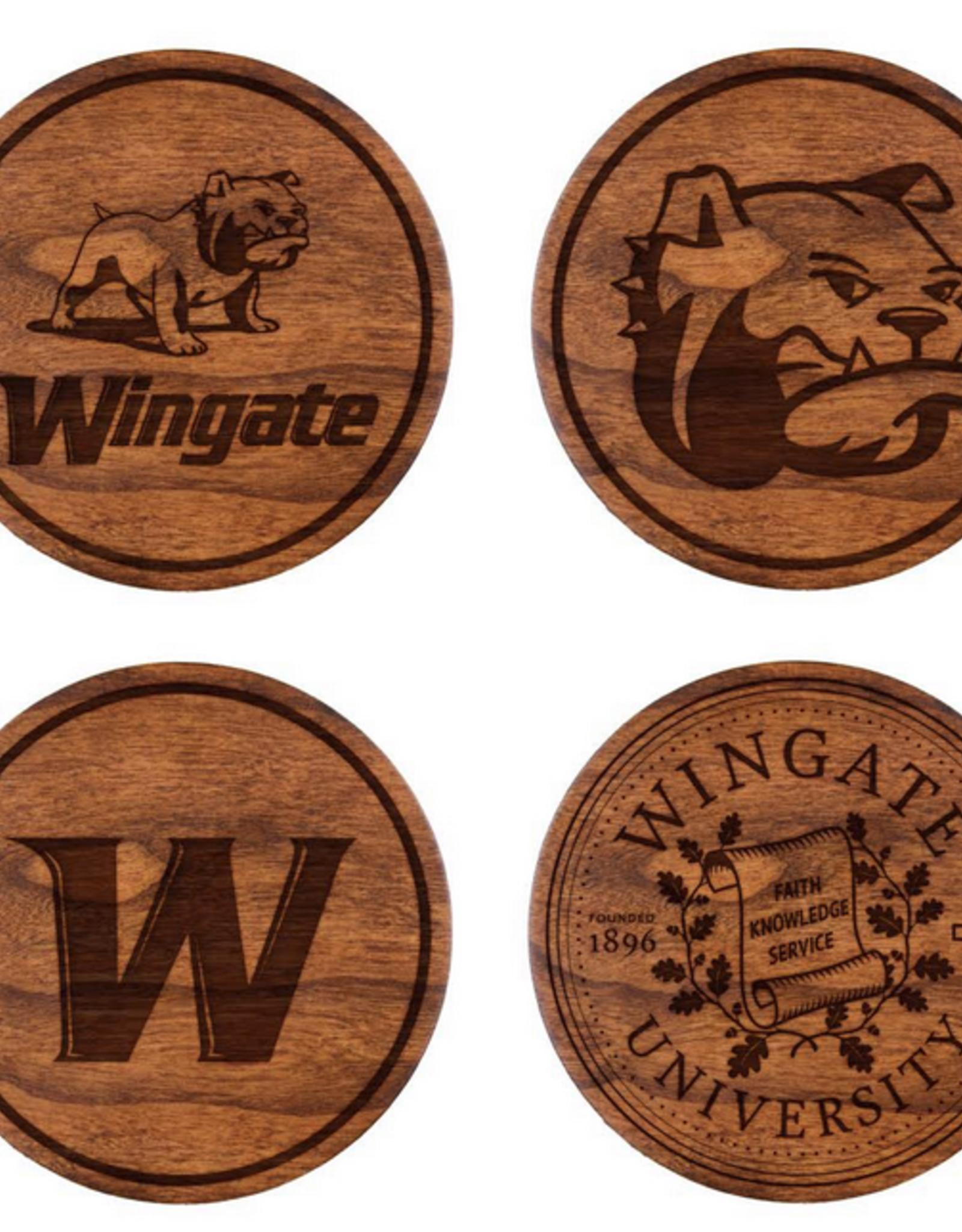 LazerEdge Variety Pack Wood Coasters