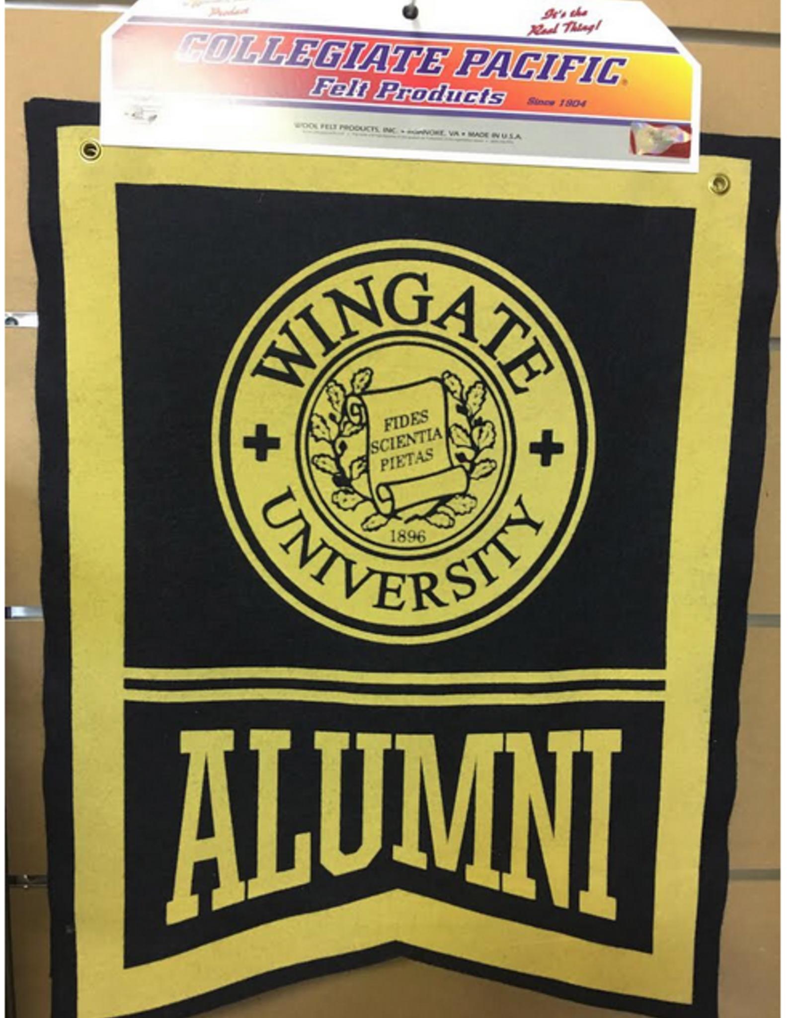 Wingate University Alumni Seal Banner