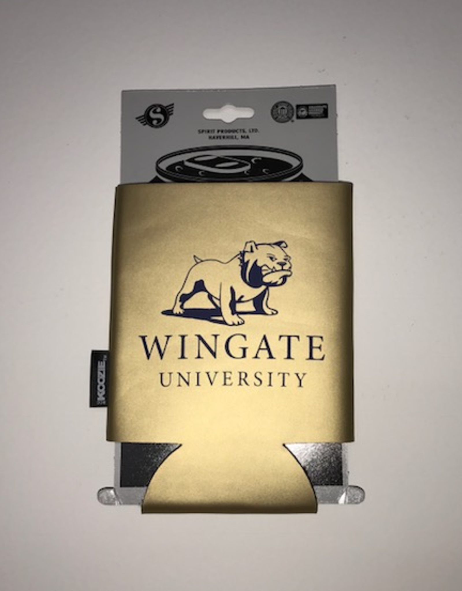 Gold Collapsible Koozie