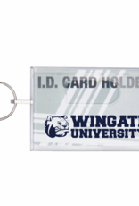 ID Holder Dog Head Wingate University