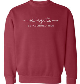 Comfort Colors Crimson Crewneck
