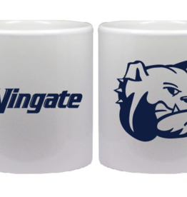 20oz White Jumbo Double Side Printed Mug