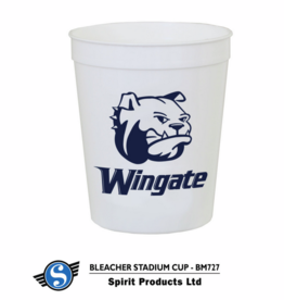 White Bleacher Stadium Cup