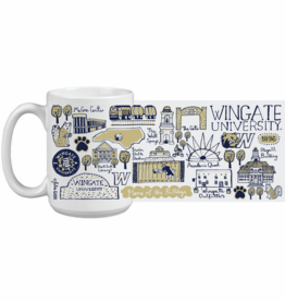 15oz Collage Mug