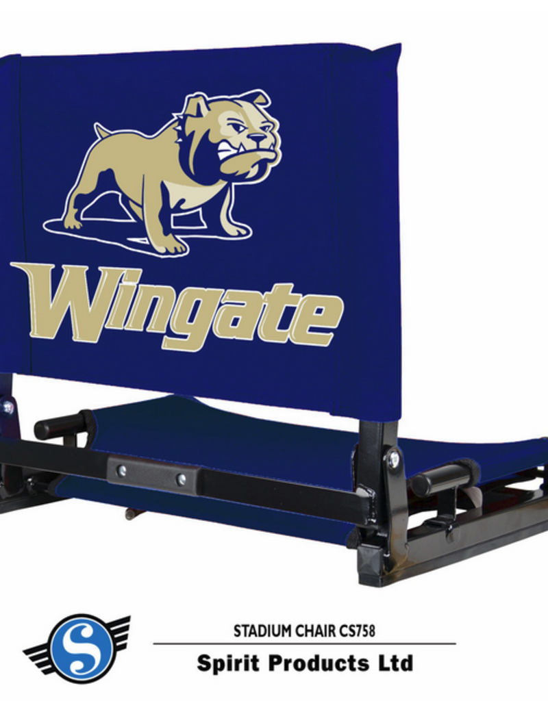 Spirit Hard Back Wingate Stadium Chair